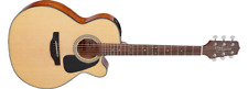 Takamine GN15CE-NAT, G Series Acoustic-Electric Cutaway Guitar, Natural