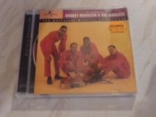 Smokey Robinson and The Miracles : Classic: The Universal Masters Collection CD
