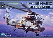 Kitty Hawk 1/48 KH80126 SH-2G Super Seasprite