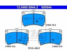 ATE Bremsbeläge Belagsatz Bremsklotz  Mazda 323 13.0460-5944  ATE 13.0460-5944.