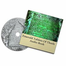 THE EMERALD TABLETS OF THOTH THE ATLANTEAN HERMES TRISMEGISTUS AUDIO & PDF BOOKS