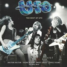 UFO / THE BEST OF UFO * NEW CD * NEU *