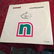 "NOMAD - SOMETHING SPECIAL - 12"" VINYL SEALED 1991 - RARE - MINT DAVE LEE REMIX"
