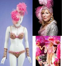 Costume from Bette Milder The Showgirl Must Go On Las Vegas