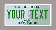 """name or text 4/""""x9/"""" PUERTO RICO custom novelty bicycle mini license plate"""