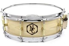Noble And Cooley Solid Ply Tulip Snare Drum 14x5 - Video Demo