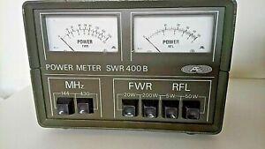 ROSMETRO-WATTMETRO SWR 400 B FREQUENCY 144 - 430 MHZ