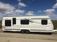 FENDT TABBERT DIAMOND VOGUE touring caravans