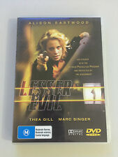 Lesser Evil (DVD, 2006) Alison Eastwood, Thea Gill, Marc Singer All Regions