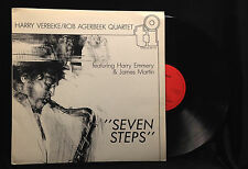 Harry Verbeke/Rob Agerbeek Quartet-Seven Steps-Timeless 173-HOLLAND