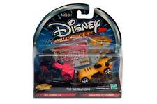 2002 Hasbro Disney Wild Racers MI Turbo GT Mickey & Hightailin' Turbo Pluto