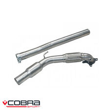 Cobra Sport Audi TT 8J 1.8/2.0 TFSI 2WD (07-11) Sports Cat Downpipe - AU27