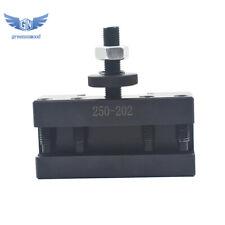 New Bxa 250 202 2 Quick Change Turning Facing Amp Boring Tool Post Holder