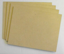 MDF placemats 210mm x 275mm x 3mm machine cut MDF pack of 4 for art & craft