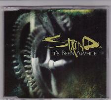 Staind - It's Been Awhile - CD (Flip/Warner Australia 3 Trk 2001)