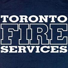 Toronto Fire Services Firefighter Canada T-shirt  XL