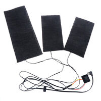 Portable Waterproof Foldable USB Warm Paste Pads Heating Warmer Pad for Cloth%x