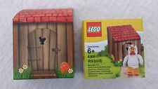 Lego 5004468 CHICKEN SUIT GUY Minifigure Iconic Easter Promotional Figure Sealed