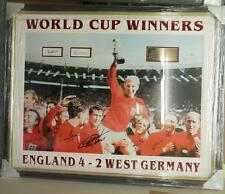 More details for england 1966 world cup winners signed  montage  aftal