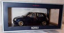 Renault Clio Williams Ph1 1983 Dark Blue 1:18 SCALE New in box 185230