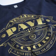 Vintage Pave Cycles Retro Tee Shirt Size L