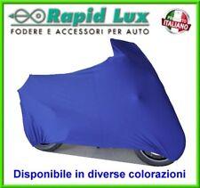 Telo coprimoto antipolvere elasticizzato adattabile per Honda Rebel 500 ABS