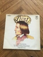 """Liszt: Paraphrases: Jorge Bolet PYE NEL 2013 12"""" Vinyl LP Free UK Postage"""
