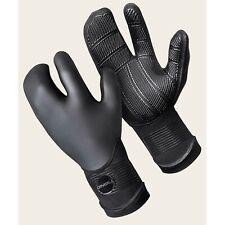 O'Neill Psycho Tech 5mm Lobster Claw Gloves, Black, Medium Swim Water Surf Dive