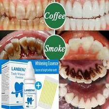 Teeth Whitening Oral Hygiene Cleaning Serum Remove Plaque Stain TeethBleaching b