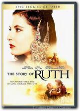 The Story of Ruth DVD New Elana Eden Stuart Whitman