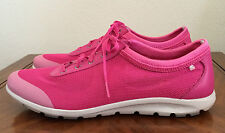 Rockport tru WALK Womens Size 11 Pink Mesh Lightweight Athletic Shoes V73879