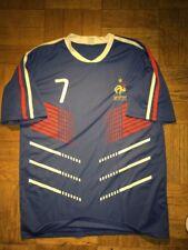 Vintage France Soccer Jersey Ribery Mens XL