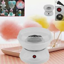 Mini Electric Cotton Candy Maker Machine Sugar Floss Countertop Store Carnival P
