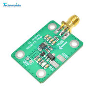 RF Power Meter 0.1-2.5Ghz Radio Frequency Power Detection Logarithmic Detector
