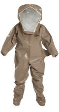 DUPONT C3526T Tychem CPF3 ENCAPSULATED High-Performance Chemical Suit - MEDIUM