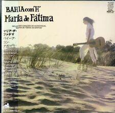MARIA DE FATIMA-BAHIA COM 'H'-JAPAN MINI LP CD F56