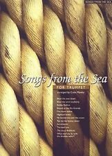 Songs from the Sea Trumpet Piano Sheet Music Solo Book Arr Mawby S166