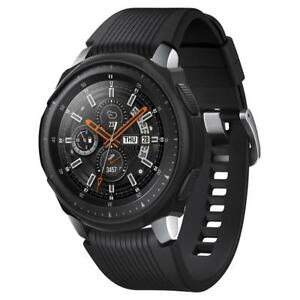 Spigen Galaxy Watch (46mm) Case Liquid Air Black