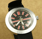 Ruhla UFO Mechanical Hand-Winding Vintage Watch Made in E.Germany New Old Stock