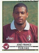 JOSE MARIA FRANCO URUGUAY TORINO.FC RARE UPDATE STICKER CALCIATORI 2002 PANINI
