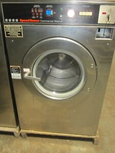 Speed Queen 40lb. Washer SC40MD2 3 Phase 208-240 Volt