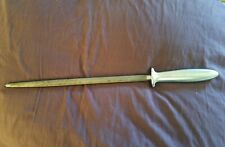 Vintage Gerber Gungnir Diamond Sharpening Rod