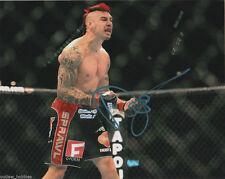 UFC Ultimate Fighting Dan Hardy Autographed Signed 8x10 Photo COA AA