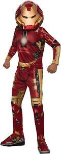 Kids child IronMan Hulk Buster Costume 8-10.Tony Starks Advanced Ironman Costume