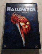 HALLOWEEN - MEDIABOOK - 3 Discs - Inked Pictures FULL UNCUT NEW