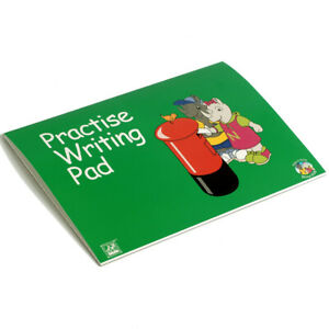 RHINO Kids A4 Learn To Write Book Writing practice Book 40 Page