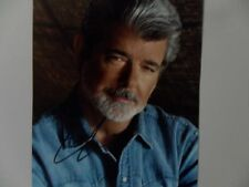 """George Lucas """"Best Picture"""" 8x10 Signed Photo Auto"""