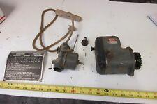 OLD WISCONSIN GAS ENGINE WICO MAGNETO & CARBURETOR  ++  MODEL AKS