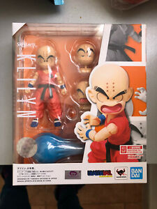dragon ball s.h. figuarts Crilin Bandai Action Figure