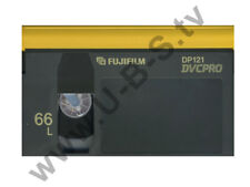 Fujifilm DP121 66L - DVCPRO Kassette